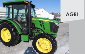 Agricultural Machinery & Implements training