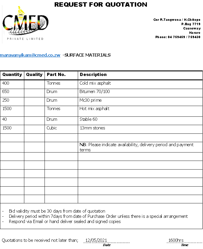 CMED (Private) Limited